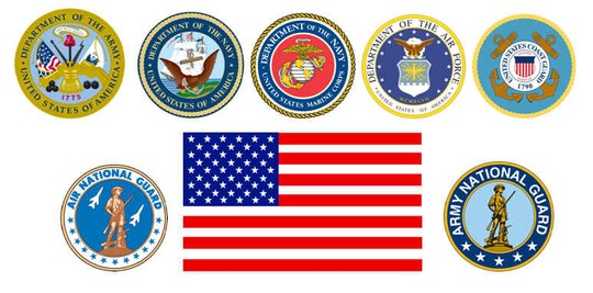 All Branches of military