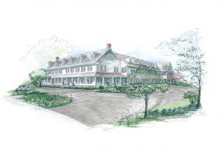 Groton Inn Rendering Small